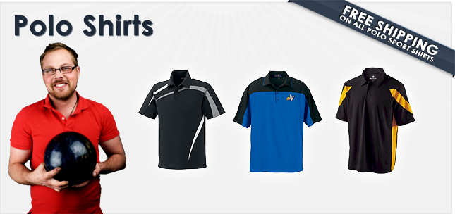Polo Bowling Shirts
