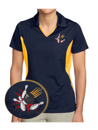 StrikeOut : Cool Technology Women's Bowling Shirt