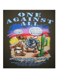 One Against All Bowling T-shirt - CLEARANCE