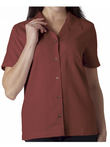 "Ladies' Classic ""Easy to Look Great"" Button Down Shirt"