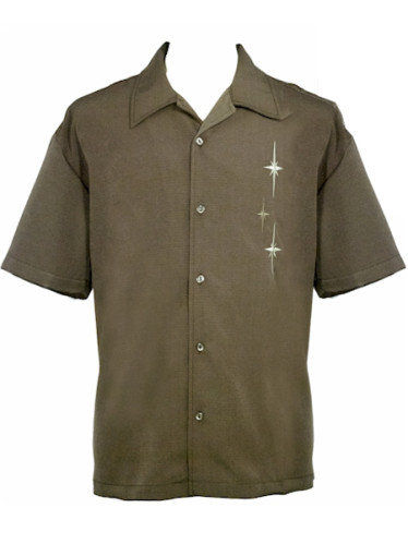 ESPRESSO : Lounge Shirt - CLEARANCE
