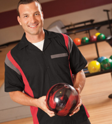 SureShot : 50's Bowling Shirt