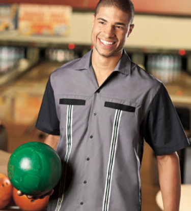 50's Rock-Away : 50's Bowling Shirt