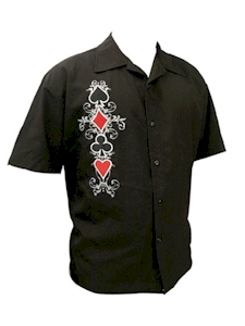 Guys Poker Casino Wear