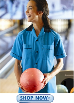 Men wear bowling uniforms