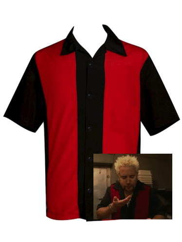 RedHot ~ Inspired by Guy Fieri - CLOSEOUT