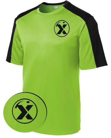 Youth MAXPOWER DRIVE PosiCharge Performance Tee